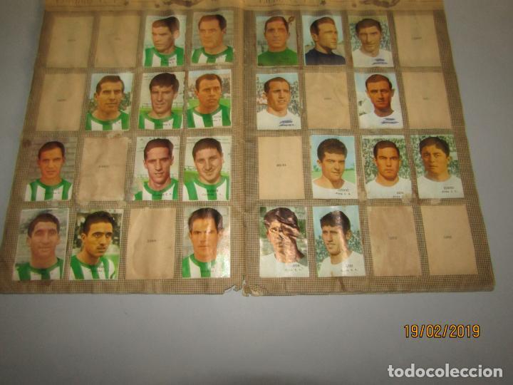 Coleccionismo deportivo: Antiguo Álbum Campeonato de Liga 1966 1967 , FHER DISGRA - Foto 8 - 152364354