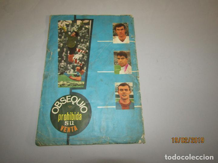Coleccionismo deportivo: Antiguo Álbum Campeonato de Liga 1966 1967 , FHER DISGRA - Foto 9 - 152364354