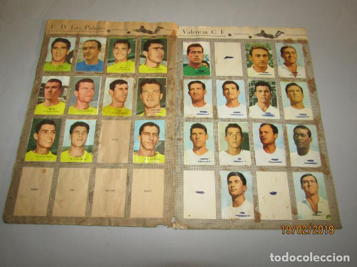Coleccionismo deportivo: Antiguo Álbum Campeonato de Liga 1966 1967 , FHER DISGRA - Foto 10 - 152364354