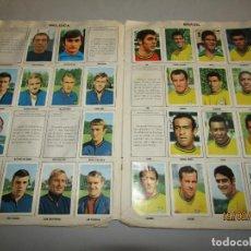 Coleccionismo deportivo: ANTIGUO ALBUM ASES DEL IX MUNDIAL DE FUTBOL EN MEXICO 1970 DE FHER DISGRA. Lote 152364990