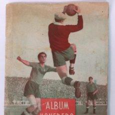 Coleccionismo deportivo: ALBUM MONEDERO DEPORTIVO INFANTIL . Lote 152448066
