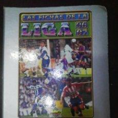 Coleccionismo deportivo: ALBUM CROMOS ORIGINAL MUNDICROMO FICHAS LIGA 1996 - 1997 96 - 97. Lote 153543382