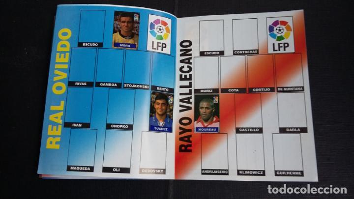 Coleccionismo deportivo: ÁLBUM DEL CHICLE CAMPEÓN 1996/1997 96 97 - CONTIENE 25 CROMOS - Foto 8 - 153562718