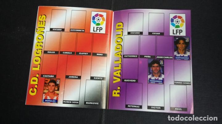 Coleccionismo deportivo: ÁLBUM DEL CHICLE CAMPEÓN 1996/1997 96 97 - CONTIENE 25 CROMOS - Foto 10 - 153562718