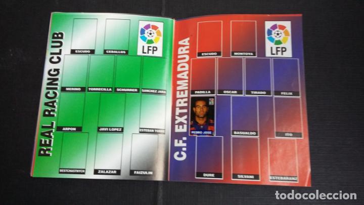 Coleccionismo deportivo: ÁLBUM DEL CHICLE CAMPEÓN 1996/1997 96 97 - CONTIENE 25 CROMOS - Foto 11 - 153562718