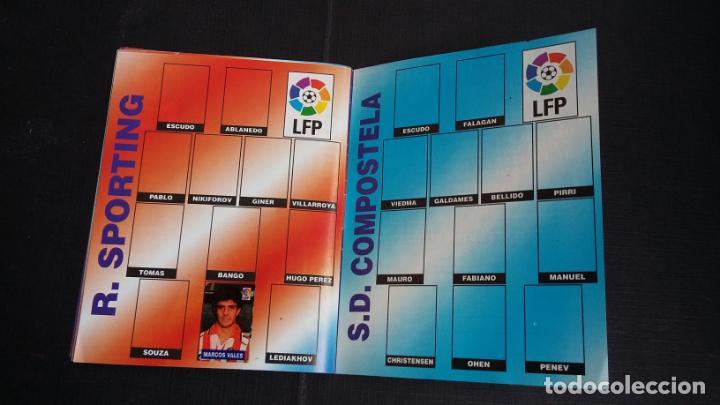 Coleccionismo deportivo: ÁLBUM DEL CHICLE CAMPEÓN 1996/1997 96 97 - CONTIENE 25 CROMOS - Foto 12 - 153562718