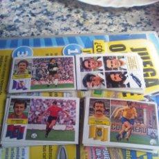 Coleccionismo deportivo: LOTE DE 39 CROMOS SOLO 3 REPES EDICIONES ESTE 1982-83 NUNCA PEGADOS LIGA ESTE 82-83 . Lote 154492062