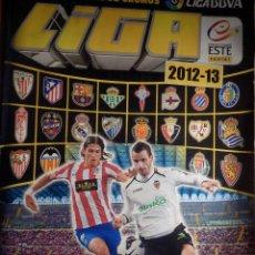 Coleccionismo deportivo: ALBUM CROMOS LIGA BBVA ESTE PANINI - 2012-13 - TODOS MENOS 4 Y ALGUNOS FICHAJES.. Lote 154625762