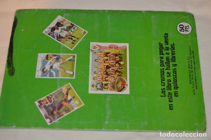 Coleccionismo deportivo: ALBUM DE FUTBOL - GOL - CAMPEONATO DE LIGA 84 / 85 - EDITORIAL MAGA -- ENVÍO 24H - Foto 3 - 155019722