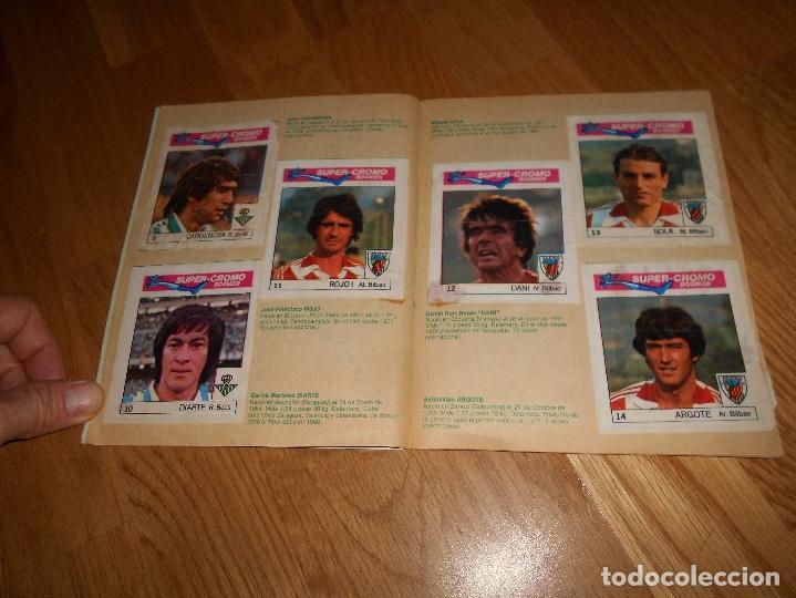 Coleccionismo deportivo: ALBUM CHICLE FUTBOL BOOMER LOS MEJORES DEL MUNDO FALTAN 8 CROMOS DE 80 - Foto 5 - 155406922