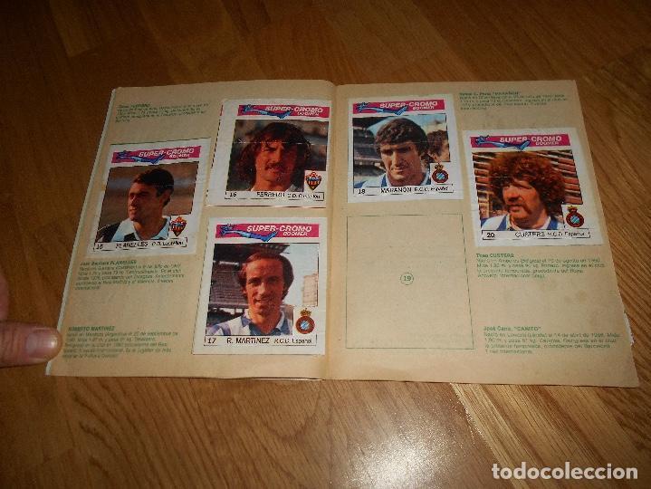 Coleccionismo deportivo: ALBUM CHICLE FUTBOL BOOMER LOS MEJORES DEL MUNDO FALTAN 8 CROMOS DE 80 - Foto 6 - 155406922