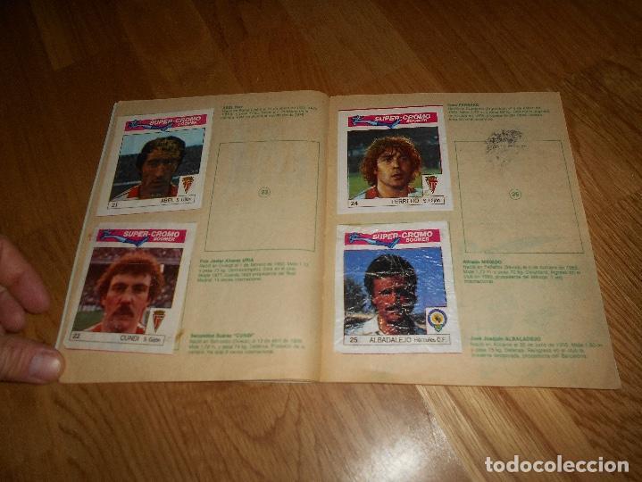 Coleccionismo deportivo: ALBUM CHICLE FUTBOL BOOMER LOS MEJORES DEL MUNDO FALTAN 8 CROMOS DE 80 - Foto 7 - 155406922