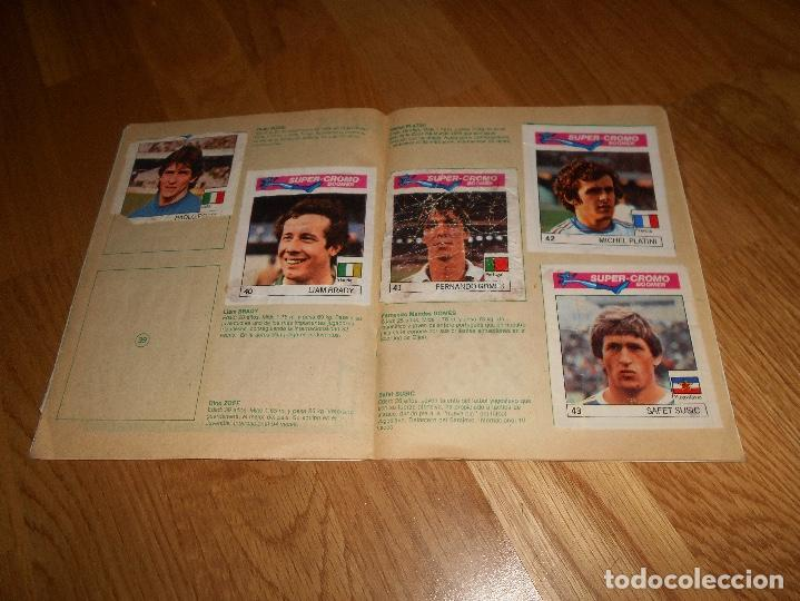 Coleccionismo deportivo: ALBUM CHICLE FUTBOL BOOMER LOS MEJORES DEL MUNDO FALTAN 8 CROMOS DE 80 - Foto 11 - 155406922