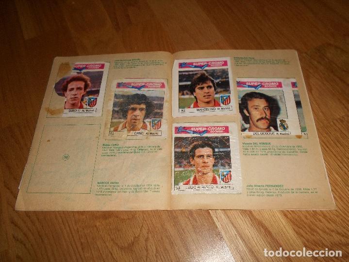 Coleccionismo deportivo: ALBUM CHICLE FUTBOL BOOMER LOS MEJORES DEL MUNDO FALTAN 8 CROMOS DE 80 - Foto 13 - 155406922
