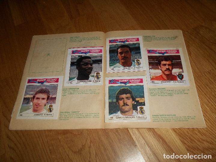 Coleccionismo deportivo: ALBUM CHICLE FUTBOL BOOMER LOS MEJORES DEL MUNDO FALTAN 8 CROMOS DE 80 - Foto 14 - 155406922