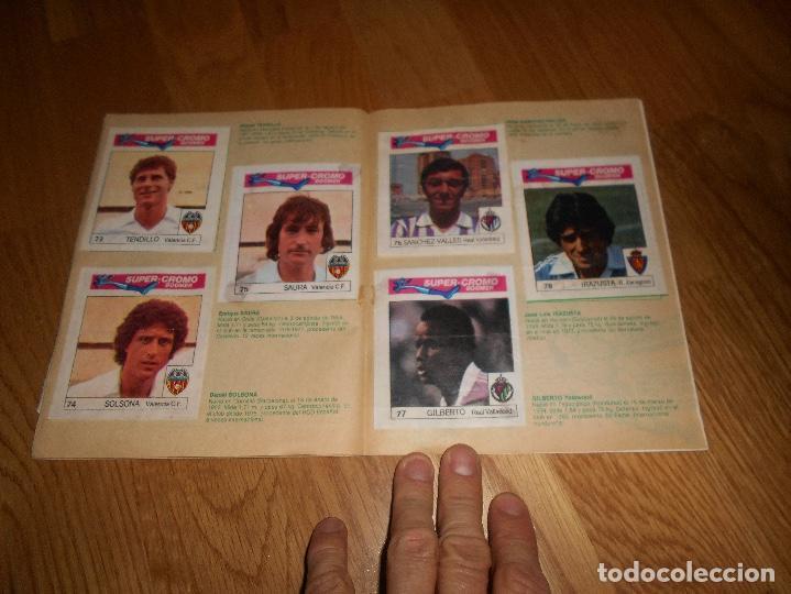 Coleccionismo deportivo: ALBUM CHICLE FUTBOL BOOMER LOS MEJORES DEL MUNDO FALTAN 8 CROMOS DE 80 - Foto 17 - 155406922