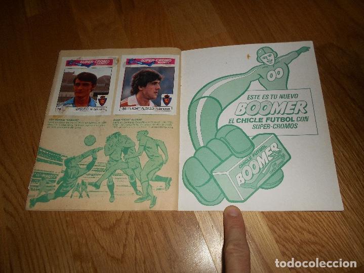 Coleccionismo deportivo: ALBUM CHICLE FUTBOL BOOMER LOS MEJORES DEL MUNDO FALTAN 8 CROMOS DE 80 - Foto 18 - 155406922
