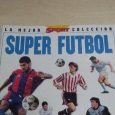 Coleccionismo deportivo: LOTE 377 CARDS LAS FICHAS DE LA LIGA 95/96 (LAS FICHAS LIGA 96) MUNDICROMO. VER TODOS LOS CROMOS.. Lote 155705634