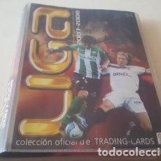 Coleccionismo deportivo: LOTE CARDS EDICIONES ESTADIO LIGA 2007-2008 (07-08) 302 CARDS VER TODAS SUS FOTOS. Lote 155712506