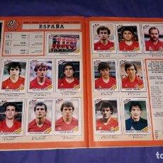 Coleccionismo deportivo: ALBUM CROMOS MÉXICO 86,FALTA UN CROMO.VER FOTOS. Lote 155733418