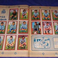 Coleccionismo deportivo: ALBUM CROMOS INCOMPLETO-CAMPIONATO NACIONAL 1977-78.-ED.RUIZ ROMERO.VER FOTOS Y DESCRIPCIONES.. Lote 155734106