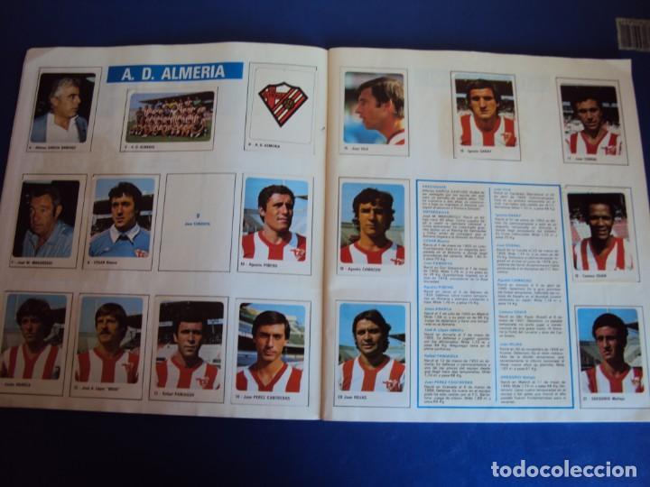 Coleccionismo deportivo: (AL-190304)ALBUM CROMOS FUTBOL 79-80 - 1ªDIVISION Y SELECCION NACIONAL - FALTAN 13 CROMOS - Foto 3 - 155923594