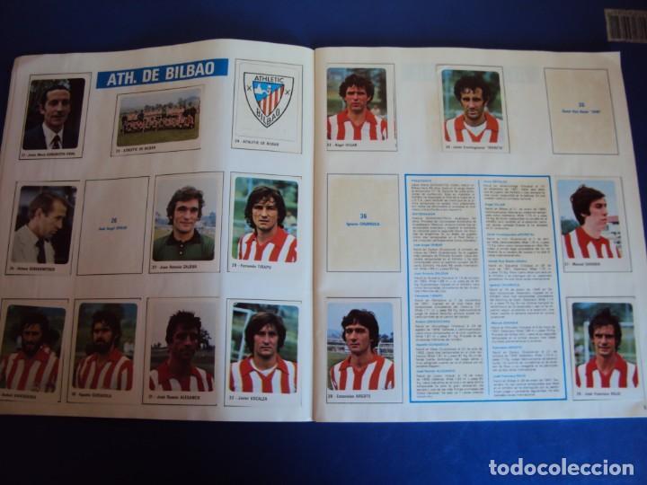 Coleccionismo deportivo: (AL-190304)ALBUM CROMOS FUTBOL 79-80 - 1ªDIVISION Y SELECCION NACIONAL - FALTAN 13 CROMOS - Foto 4 - 155923594