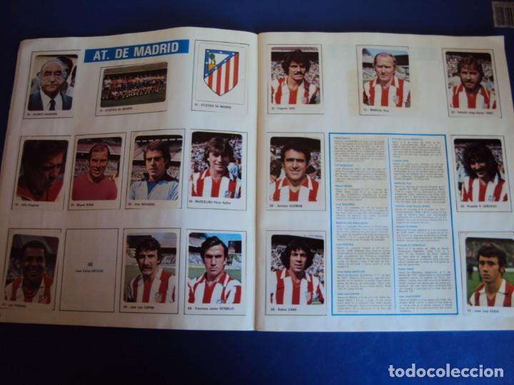 Coleccionismo deportivo: (AL-190304)ALBUM CROMOS FUTBOL 79-80 - 1ªDIVISION Y SELECCION NACIONAL - FALTAN 13 CROMOS - Foto 5 - 155923594