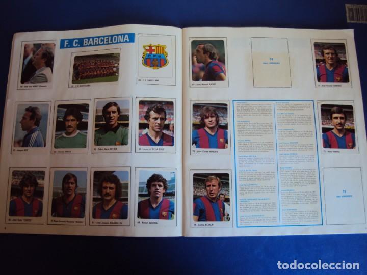 Coleccionismo deportivo: (AL-190304)ALBUM CROMOS FUTBOL 79-80 - 1ªDIVISION Y SELECCION NACIONAL - FALTAN 13 CROMOS - Foto 6 - 155923594