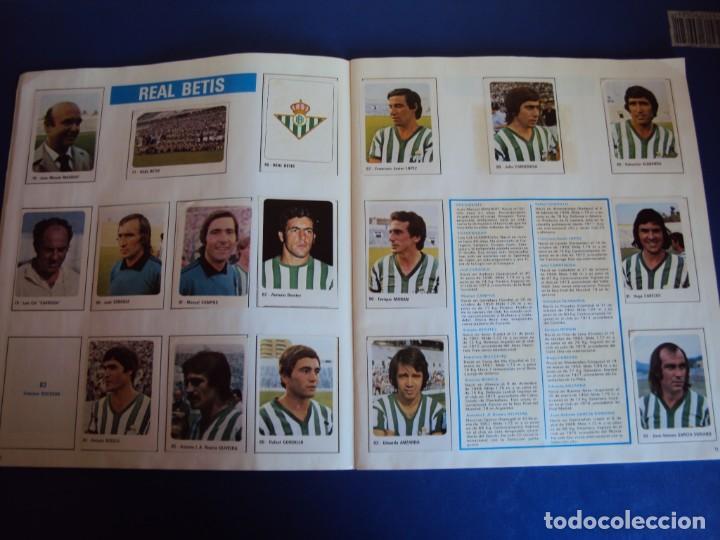 Coleccionismo deportivo: (AL-190304)ALBUM CROMOS FUTBOL 79-80 - 1ªDIVISION Y SELECCION NACIONAL - FALTAN 13 CROMOS - Foto 7 - 155923594