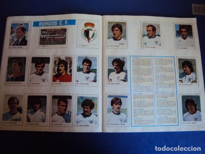 Coleccionismo deportivo: (AL-190304)ALBUM CROMOS FUTBOL 79-80 - 1ªDIVISION Y SELECCION NACIONAL - FALTAN 13 CROMOS - Foto 8 - 155923594