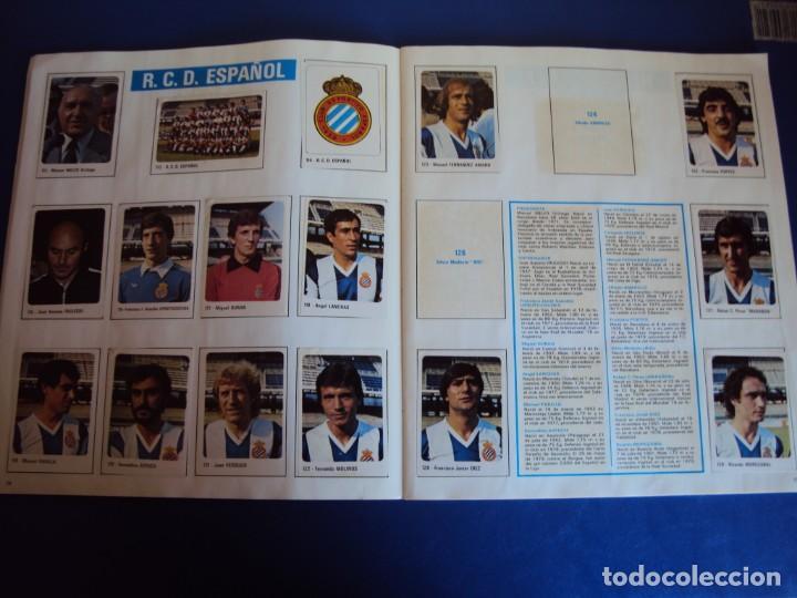 Coleccionismo deportivo: (AL-190304)ALBUM CROMOS FUTBOL 79-80 - 1ªDIVISION Y SELECCION NACIONAL - FALTAN 13 CROMOS - Foto 9 - 155923594