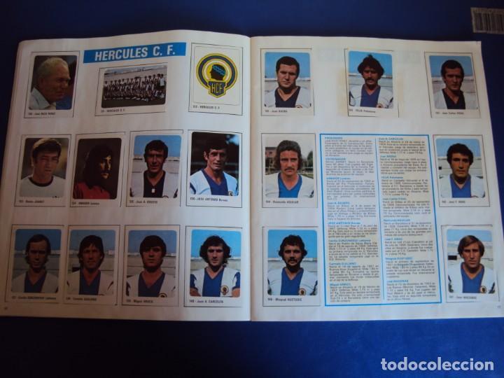 Coleccionismo deportivo: (AL-190304)ALBUM CROMOS FUTBOL 79-80 - 1ªDIVISION Y SELECCION NACIONAL - FALTAN 13 CROMOS - Foto 10 - 155923594