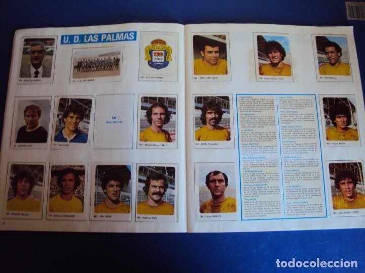 Coleccionismo deportivo: (AL-190304)ALBUM CROMOS FUTBOL 79-80 - 1ªDIVISION Y SELECCION NACIONAL - FALTAN 13 CROMOS - Foto 11 - 155923594