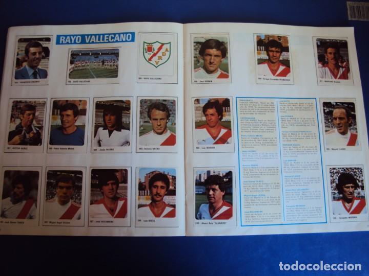Coleccionismo deportivo: (AL-190304)ALBUM CROMOS FUTBOL 79-80 - 1ªDIVISION Y SELECCION NACIONAL - FALTAN 13 CROMOS - Foto 13 - 155923594