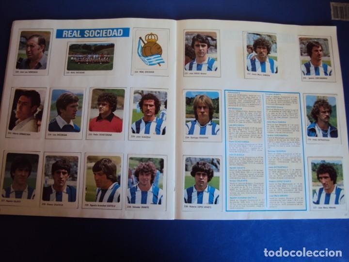 Coleccionismo deportivo: (AL-190304)ALBUM CROMOS FUTBOL 79-80 - 1ªDIVISION Y SELECCION NACIONAL - FALTAN 13 CROMOS - Foto 15 - 155923594