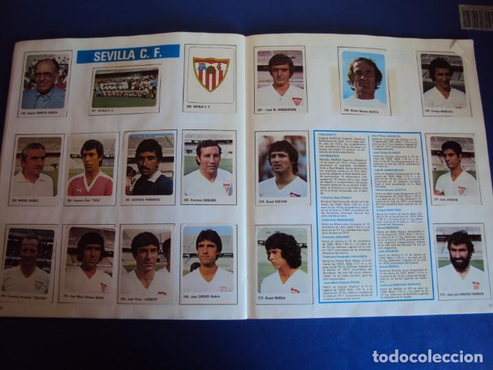 Coleccionismo deportivo: (AL-190304)ALBUM CROMOS FUTBOL 79-80 - 1ªDIVISION Y SELECCION NACIONAL - FALTAN 13 CROMOS - Foto 17 - 155923594