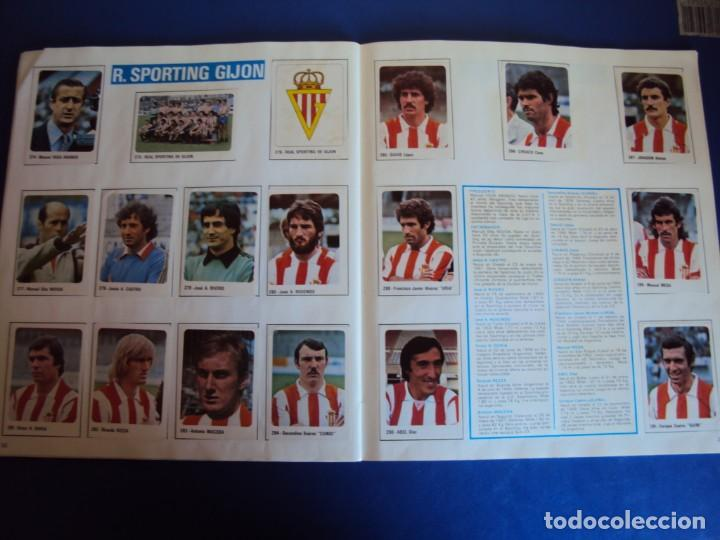 Coleccionismo deportivo: (AL-190304)ALBUM CROMOS FUTBOL 79-80 - 1ªDIVISION Y SELECCION NACIONAL - FALTAN 13 CROMOS - Foto 18 - 155923594