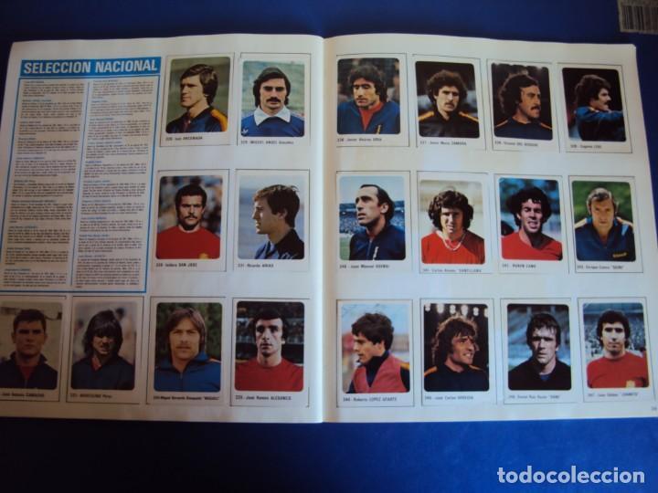 Coleccionismo deportivo: (AL-190304)ALBUM CROMOS FUTBOL 79-80 - 1ªDIVISION Y SELECCION NACIONAL - FALTAN 13 CROMOS - Foto 21 - 155923594