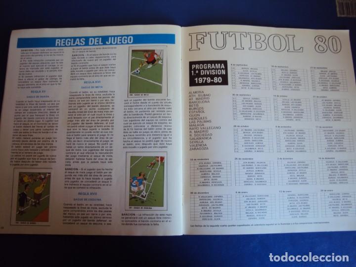 Coleccionismo deportivo: (AL-190304)ALBUM CROMOS FUTBOL 79-80 - 1ªDIVISION Y SELECCION NACIONAL - FALTAN 13 CROMOS - Foto 26 - 155923594