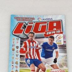 Coleccionismo deportivo: ALBUM DE LIGA 2014-15 VACIO EDICION ESTE PANINI. Lote 156741344