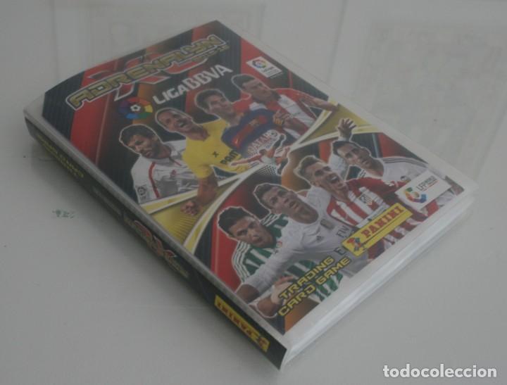 ALBUM CROMOS ESTAMPAS FUTBOL ADRENALYN 2015-16 LIGA BBVA TRADING CARD GAME PANINI LFP WORLD CHALLENG (Coleccionismo Deportivo - Álbumes y Cromos de Deportes - Álbumes de Fútbol Incompletos)