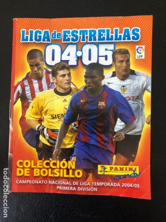 LIGA DE ESTRELLAS PANINI BOLSILLO SE VENDEN SUELTOS (Coleccionismo Deportivo - Álbumes y Cromos de Deportes - Álbumes de Fútbol Incompletos)