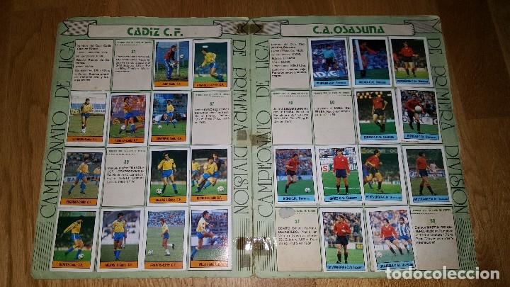 Coleccionismo deportivo: ALBUM FUTBOL 1985 / 86. CAMPEONATO DE LIGA. EDITORIAL LISEL + 42 CROMOS DOBLES NO PEGADOS EN EL ALBU - Foto 3 - 80073265