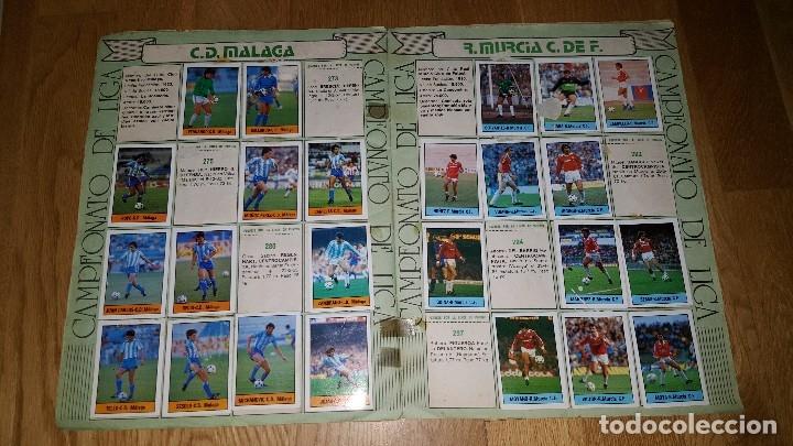 Coleccionismo deportivo: ALBUM FUTBOL 1985 / 86. CAMPEONATO DE LIGA. EDITORIAL LISEL + 42 CROMOS DOBLES NO PEGADOS EN EL ALBU - Foto 11 - 80073265