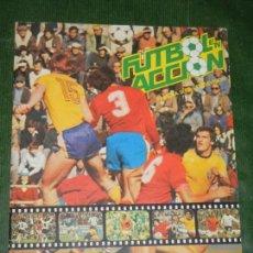 Coleccionismo deportivo: FUTBOL EN ACCION DANONE 82 - FALTO DE 5 CROMOS 15,21,61, 93 Y 94. Lote 157940998