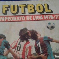 Coleccionismo deportivo: ALBUM DE CROMOS 76-77- ESTE. Lote 158178250