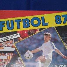 Coleccionismo deportivo: ALBUM 92 -ALBUM FUTBOL 87 PANINI. Lote 158271306