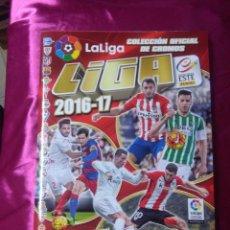 Coleccionismo deportivo: ALBUM LIGA SANTANDER PANINI 2016/17 – SIN CROMOS. Lote 158526886