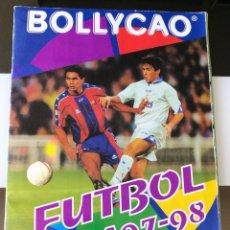 Coleccionismo deportivo: ÁLBUM CROMOS FÚTBOL PANRICO BOLLYCAO LIGA 1997 198 + CUPÓN PETICIÓN DE CROMOS NO LIGA ESTE PANINI 97. Lote 158962782